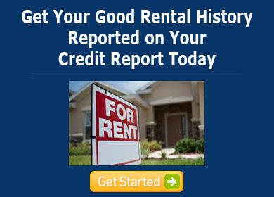 Good Renters Deserve a Great Credit Rating!